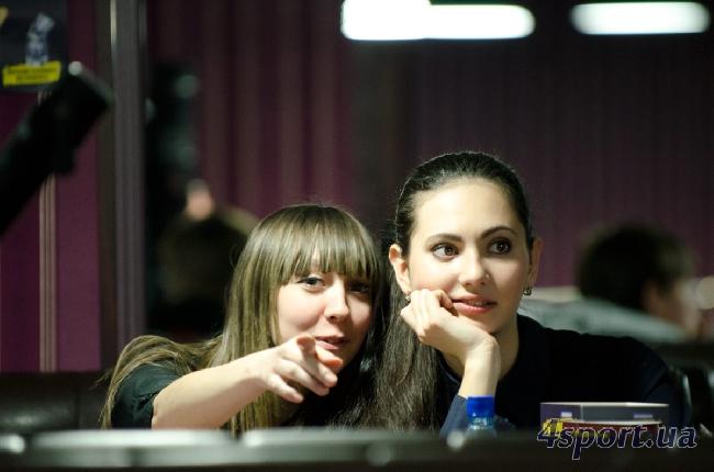 Пудовкина Мария и Роднина Виолетта