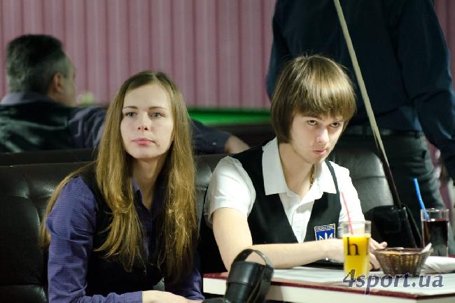 Шматченко Жанна и Пивченко Артур