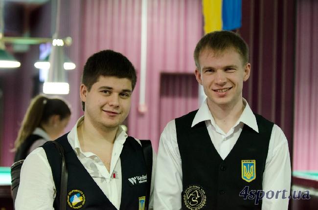 Новосад Евгений и Талов Евгений