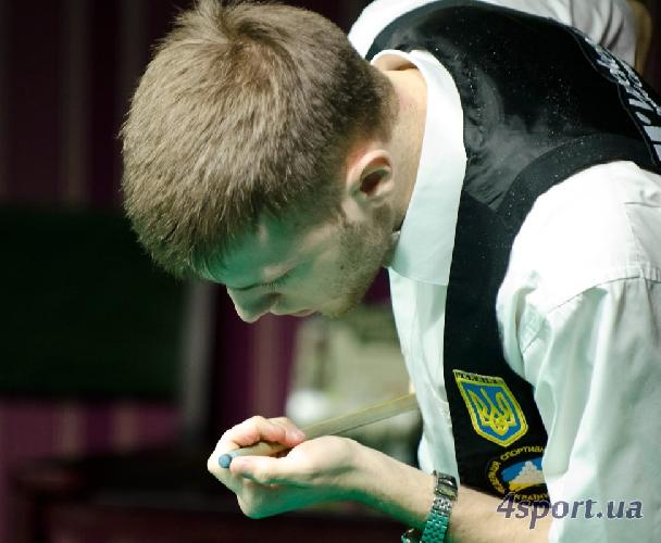 1-й этап Кубка Украины по пирамиде