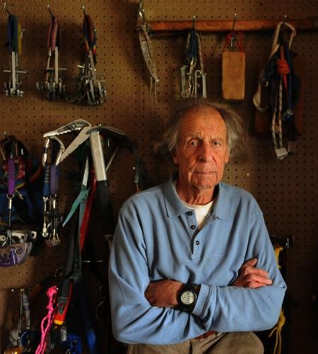 Фред Бэки  (Fred Beckey), 2009 год