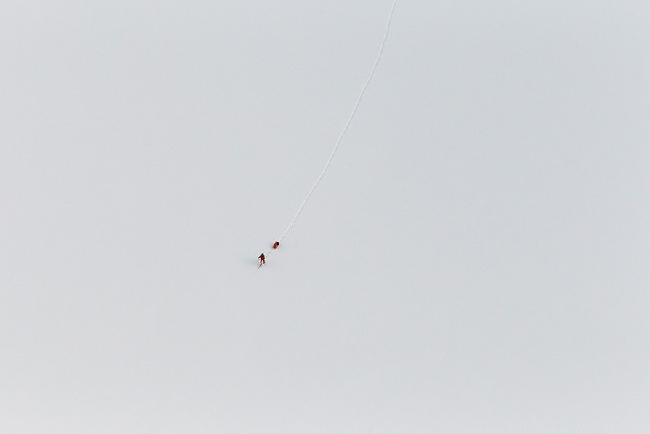 Лонни Дюпре (Lonnie Dupre) в третьей попытке зимнего покорения Мак-Кинли. Январь 2013 года