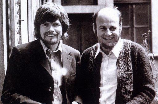 Курт Димбергер и Райнхольд Месснер (Reinhold Messner)