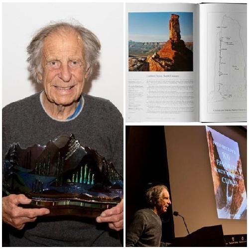 Фред Бэки  (Fred Beckey) награжден премией « Специальное упоминание жюри» на Banff Mountain Film Festival 2012