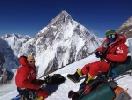 Зимняя экспедиция польской команды на Броуд-Пик. Фото и видео создания высотного лагеря Camp3