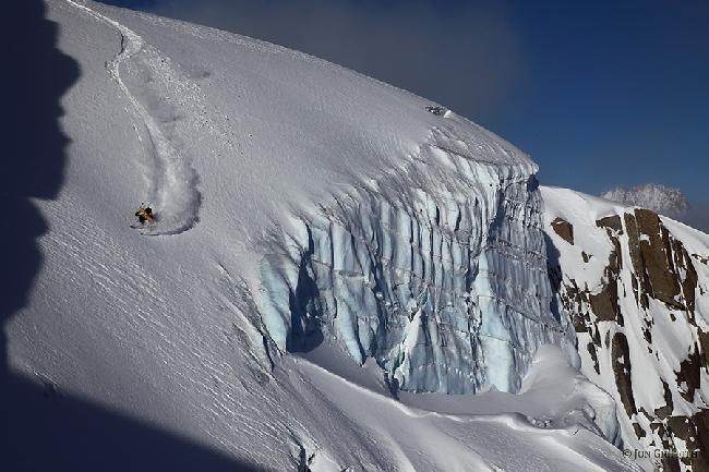 Джон Гриффит (Jon Griffith): горнолыжный спорт - часть альпинизма.