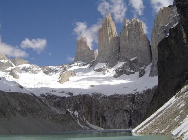 Башни Торрес дель Пайне (Torres del Paine)