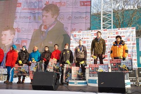 Мужской подиум в Кирове