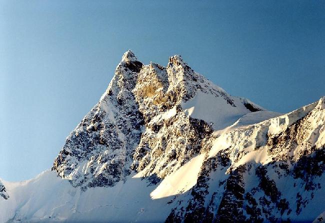 вершина Баш - кара