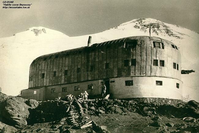Здание Приют 11 до пожара 1998 года