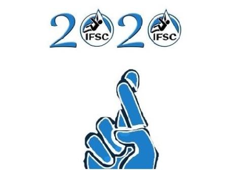 Девиз скалолазания к Олимпиаде 2020: