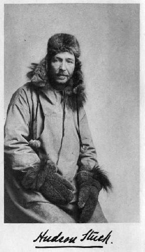 Хадсон Стак (Hudson Stuck). Фото 1916 года