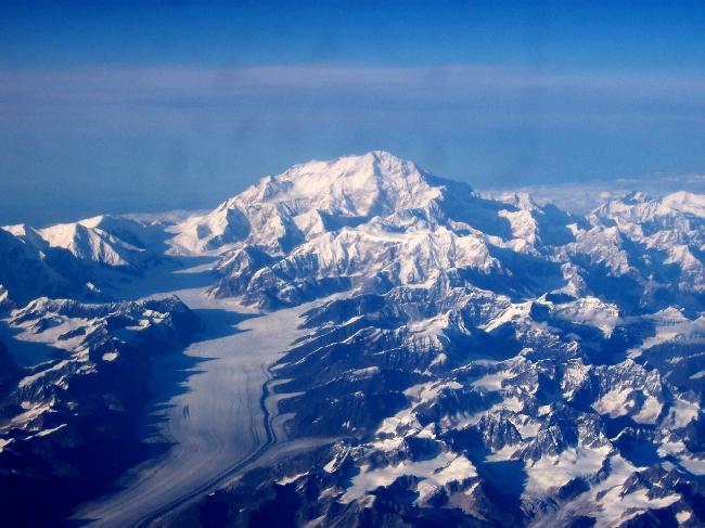 Денали - высочайшая вершина Северной Америки