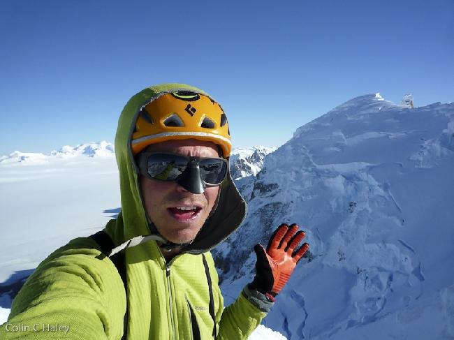 Вершина номер 5 - Cerro El Doblado