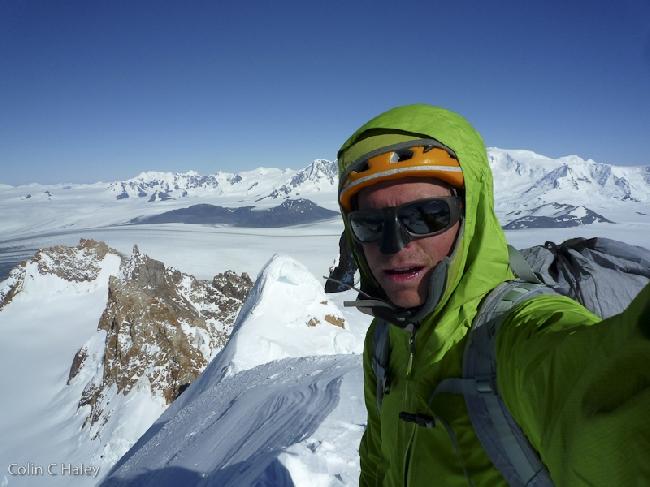 На вершине Cerro Grande. Моя шестая вершина