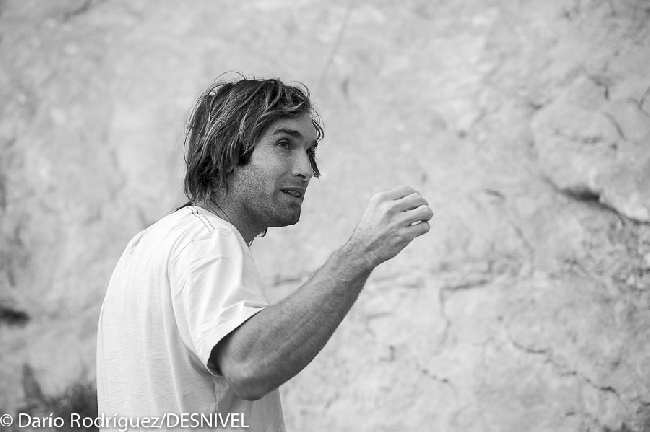 Крис Шарма  (Chris Sharma) в Oliana