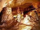 Полносферическая 50-мегапиксельная панорама пещеры