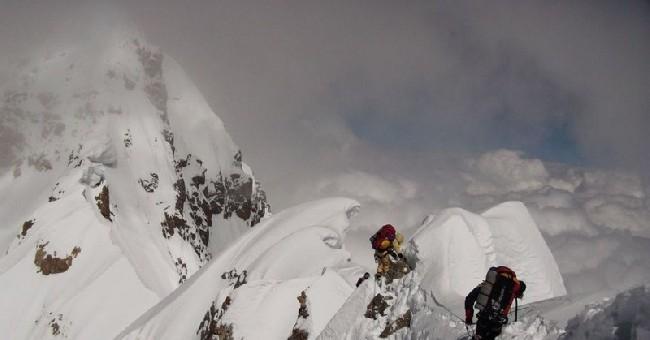 Впервые в мире пройден хребет Mazeno с восхождением на восьмитысячник Нанга Парбат