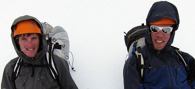 Hayden Kennedy и Kyle Dempster (Хайден Кеннеди, Кайл Демпстер)
