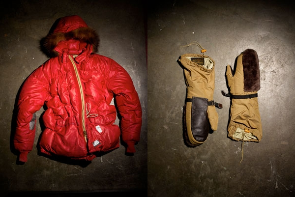 одежда покорителей Эвереста в 1963 году