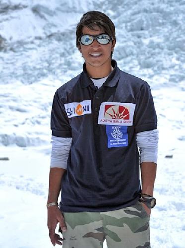 Арджун Ваджпа (Arjun Vajpai) в 17 лет