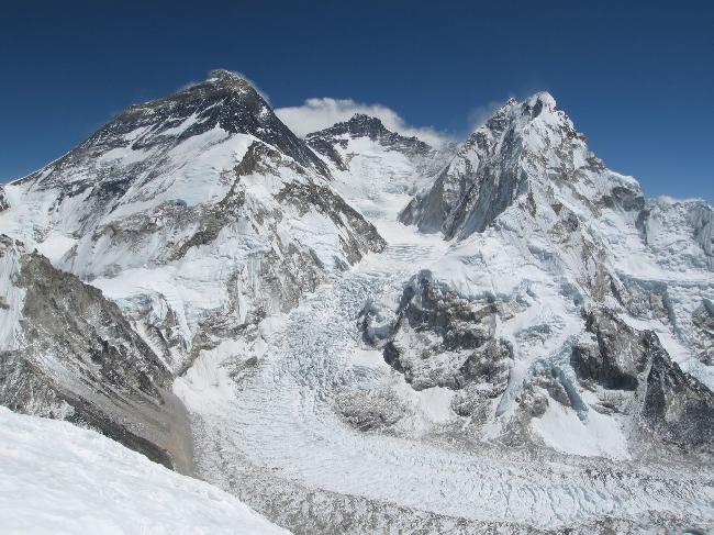 Эверест, Южный склон