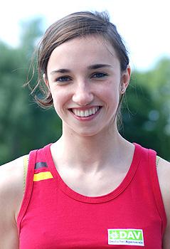 Juliane Wurm (Германия)