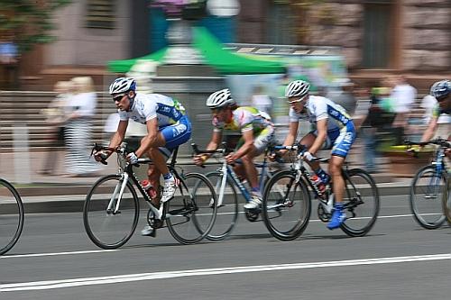 В День Киева дороги столицы перекроют для проезда  велогонки Race Horizon Park 2013