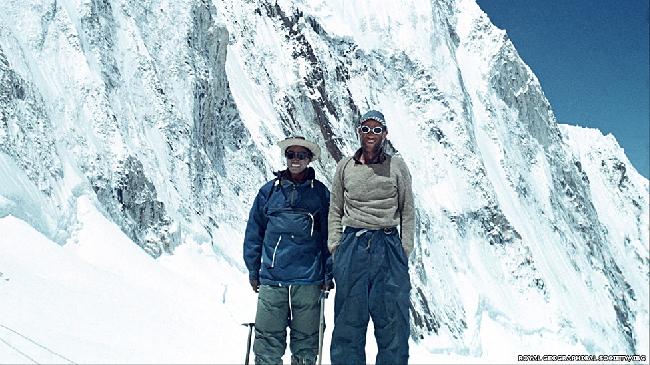 Самая высокая горная вершина в мире Эверест была покорена 29 мая 1953 г. новозеландцем Эдмундом Хиллари и непальским шерпом Тенцингом Норгеем.