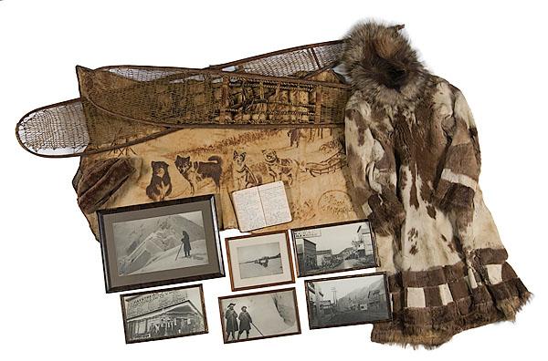 вещи экспедиции Ральфа Каирнса (Ralph H. Cairns) на Мак-Кинли в 1912 году