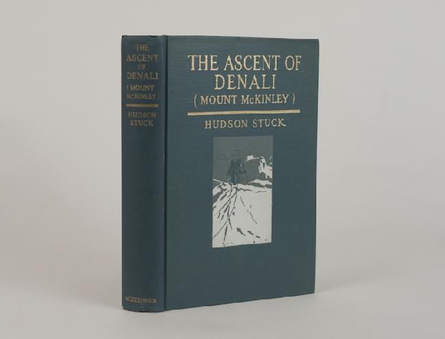 Восхождение на Денали (Мак-Кинли). Хадсон Стак. 1914 год /  The ascent of Denali (Mount McKinley). Hudson Stuck. 1914