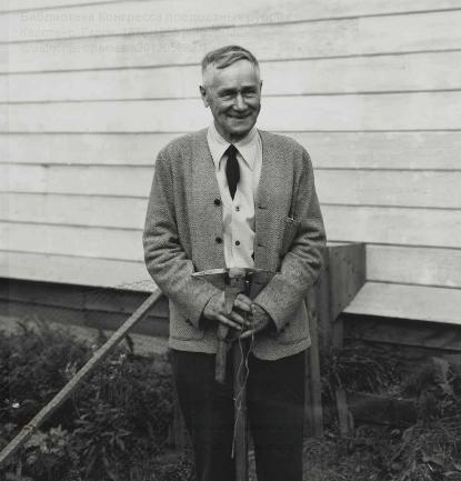 Гарри Карстенс (Harry Karstens) в 1949 году