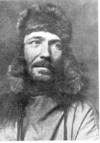 Хадсон Стак (Hudson Stuck). Фото 1913 года