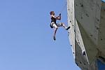 Первый хайнлайн в пещере (ВИДЕО)