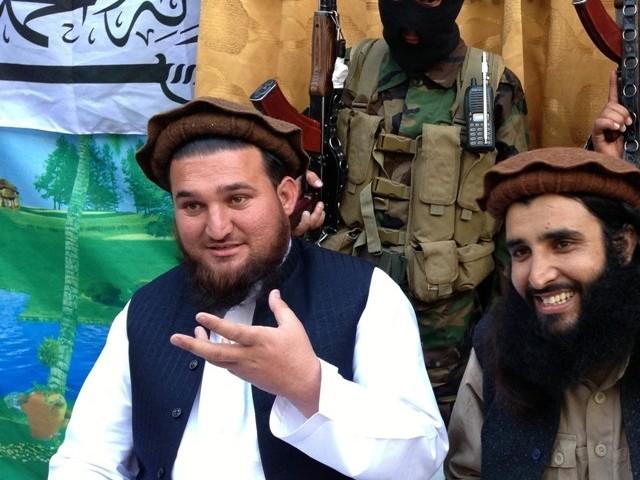 Ehsanullah Ehsan.