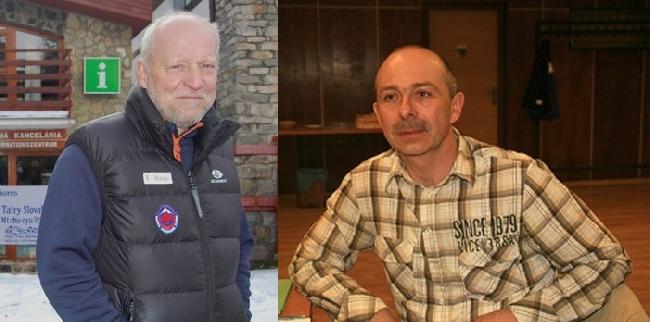 Peter Šperka и Anton Dobeš