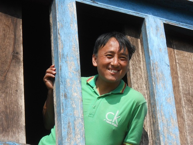 Намьял Шерпа (Namgyal Sherpa)