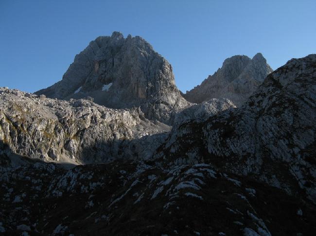 гора Монтичелло (2803 м)