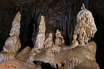Полносферическая панорама пещеры