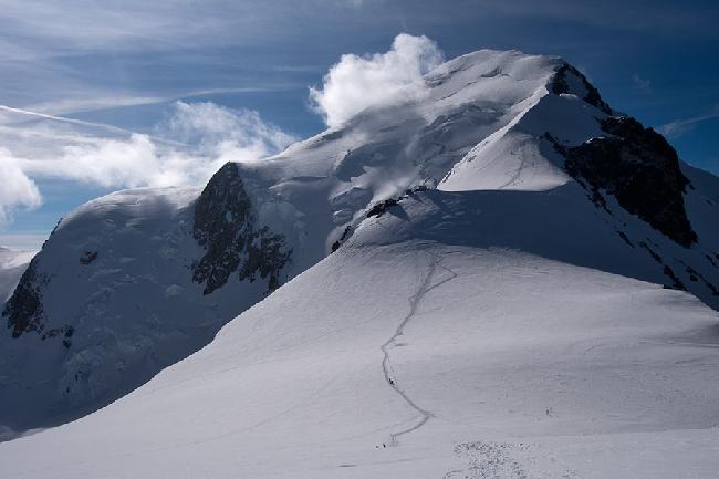 Маршрут Gouter Route на вершину Монблан