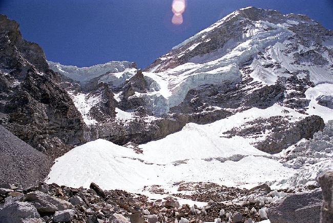 перевал Лхо Ла (Lho-La) у Западного плеча Эвереста