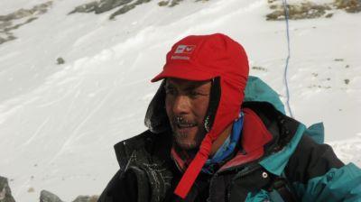 Мохаммед Таки (Mohammed Taqi) - зимняя экспедиция на Броуд Пик 2008/2009 г