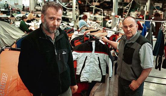 Артур Хайзер (Artur Hajzer) и ЯНуш Майер (Janusz Majer) - партнеры по бизнесу