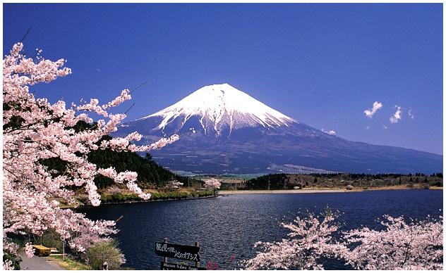 Фудзияма – природное чудо Японии