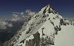 Пролетая над Северной стеной Эйгера (Швейцария). ВИДЕО