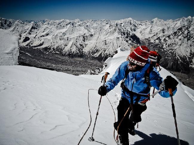 акклиматизация на Ice Cake Peak (6400 м)