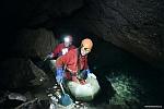 180 метров по подземной Крымской реке
