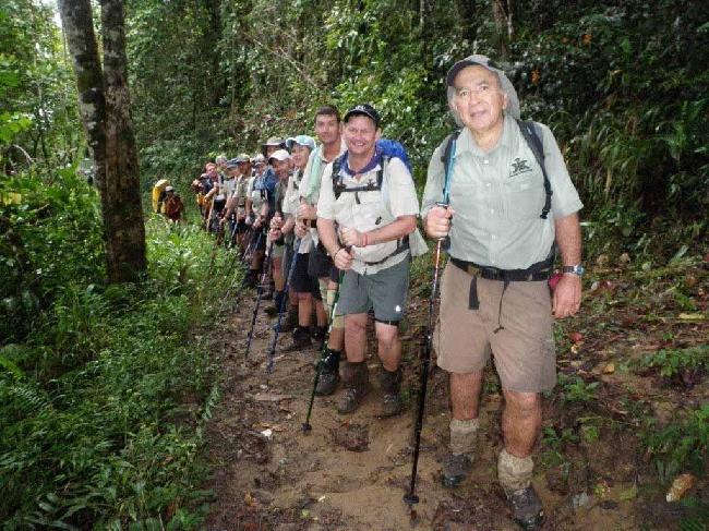 Треккинг Кокода (Kokoda Track), Папуа — Новая Гвинея