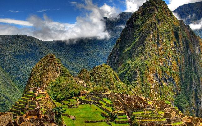 Уайна-Пикчу (Huayna Picchu), Перу