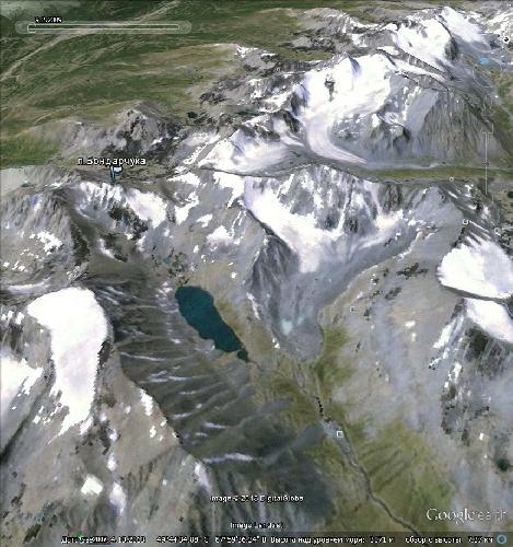 пик Бондарчука (3403 м)